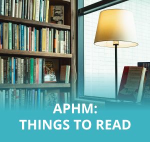 Asian Pacific Heritage Month: Things to Read